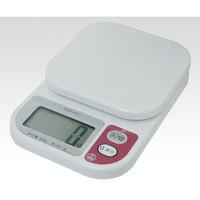 asone(アズワン) デジタルはかり コンパクトスケール ホワイト 2kg KS-208 1台 1-8014-01 (直送品)