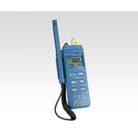 アズワン 温度/湿度メーター 725 1台 1-8154-01 (直送品)