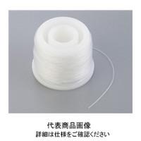 アズワン シリコンマイクロチューブ φ0.4×φ0.5mm 1巻(10m) No.4 1巻 1-8194-04 (直送品)