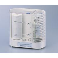 いすゞ製作所 精密自記温湿度計 TH-27R 1台 1-8327-01 (直送品)
