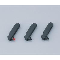 いすゞ製作所 精密自記温湿度計用ペン PEN-R-ON2 赤 1箱(2本) 1-8327-19 (直送品)