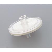 PALL 滅菌シリンジフィルター(スーポアアクロディスク) 4604 φ13mm/0.45μm 1箱(75個) 1-8463-02 (直送品)