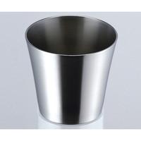 アズワン ステンレス容器 (安定した重量感) 0.2L 1個 1-8467-01 (直送品)