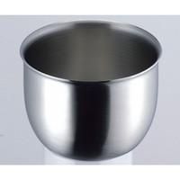 アズワン ステンレス容器 (安定した重量感) 0.27L 1個 1-8467-02 (直送品)
