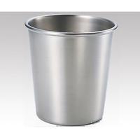 アズワン ステンレス容器 (ストレート型) 0.7L 1個 1-8467-03 (直送品)