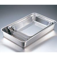 アズワン 頑固な汚れも水で落とせる角バット キャビネット (207×166×30mm) 1個 1-8676-10 (直送品)