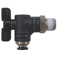 アズワン クリーンエアーシステム BVLC06-02 ボールバルブ 1個 1-8696-05 (直送品)