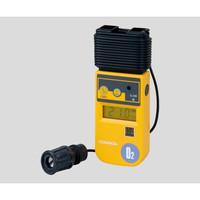 新コスモス電機 酸素濃度計 5m(本体巻取式) 1台 1-8752-01 (直送品)