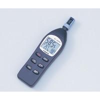 佐藤計量器製作所 デジタル温湿度計 SK-120TRH 1台 1-8804-01 (直送品)