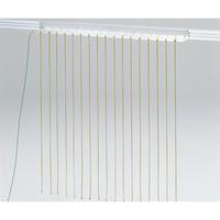アズワン 除電ロープ ノレン NSS50M 1枚 1-9107-02 (直送品)