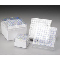 クライオボックス 1〜2mL×81本 1-9563-02 (直送品)