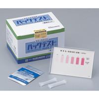 共立理化学研究所 パックテスト(R) pH KR-pH 徳用セット 1本 1-9595-13 (直送品)