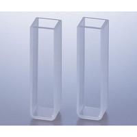 アズワン ガラスセル (標準サイズ) 1箱(2個) 1-9737-01 (直送品)