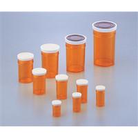 アズワン スチロール棒瓶 茶 10mL 1-9730-01 (直送品)