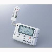 ティアンドデイ 温湿度・大気圧データロガー 1台 1-9822-01