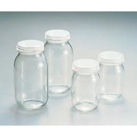 アズワン 培養UMサンプル瓶交換用キャップ 100mL用 1袋(25個) 2-085-11 (直送品)