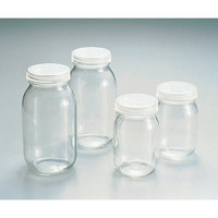 アズワン 培養UMサンプル瓶交換用キャップ 200mL用 1袋(25個) 2-085-12 (直送品)