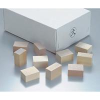 アズワン パラフィン用木製ブロック 小 100個入 1箱(100個) 2-173-03 (直送品)