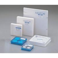 メルク(Merck) オムニポアTM メンブレン(水系、溶媒系両用) 1μm×φ47mm 100枚入 JAWP04700 2-3052-05 (直送品)