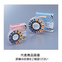 アズワン スリーバンドpH試験紙 詰替用 2ー346ー03 1箱(15m入) 2ー346ー03 (直送品)