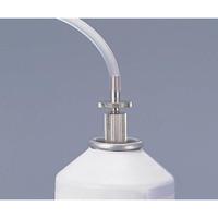 ジーエルサイエンス 標準ガス(プッシュ缶タイプ)用ガス量調節器 1個 2-4070-01 (直送品)