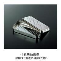 アズワン 卓上型滅菌ケース 200×100×40mm HWM05600 1個 2-4466-01 (直送品)