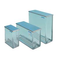 アズワン 二槽式展開槽 022-5155 1個 2-4595-01 (直送品)