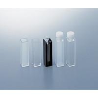 アズワン 石英標準セル (テフロン (R) 栓付き蛍光全面透明) 1個 2-476-06 (直送品)