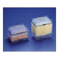 エッペンドルフ(Eppendorf) epTIPS リロード 50〜1250μL 96本/箱×10箱 1箱(960本) 2-4875-06 (直送品)