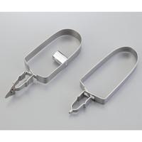 アズワン コルネットピンセット カバーグラス用 1本 2-5606-01 (直送品)