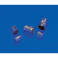 アズワン 元素分析用サンプル容器 すずカプセルφ5.0mm 1袋(250個) 2-5725-01 (直送品)