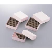 アズワン フリーズボックス 133×133×53mm IFB-BN 1箱(10個) 2-5755-12 (直送品)