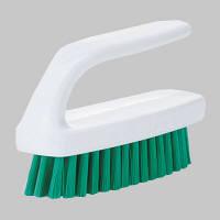 アズワン サニーフィットハンドブラシ爪ブラシ 緑 2-5828-23