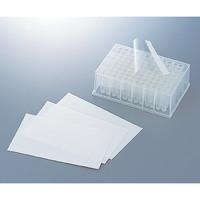 アズワン マイクロプレートシール 標準タイプ 1袋(100枚) 2-6543-01 (直送品)