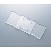 アズワン セルカウンタープレート (65×24×3mm) 1箱(120枚) 2-7124-02 (直送品)