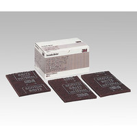 スリーエム ジャパン(3M) スコッチブライト工業用パッド #60 ヘアライン 1箱(10枚) 2-7694-01 (直送品)