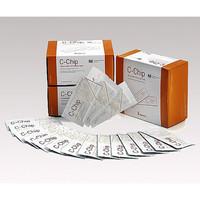 アズワン ディスポ細胞計算盤 (改良ノイバウエル型) 1箱(50枚) 2-7732-21 (直送品)