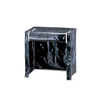 アズワン シンプル卓上暗室 400×400×600mm 1台 2-8070-01 (直送品)