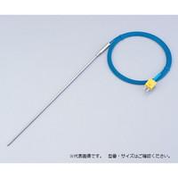 アズワン K熱電対(シース型) KTO-32200C 1個 2-8107-09 (直送品)