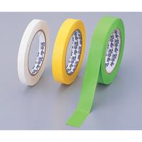 アズワン ライトオン(R)テープ 25.4mm 緑 1巻 2-8260-06 (直送品)
