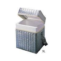 アズワン 検体輸送箱 9L 1個 4-4018-01 (直送品)