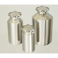 日東金属工業 ステンレス広口ボトル 5L PSH-16 1個 4-5655-02 (直送品)