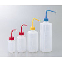 アズワン 洗浄瓶カラフルバリエ細口 ブルー 250mL 1本 4-5665-02 (直送品)