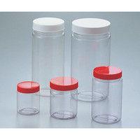 アズワン 広口T型瓶 500mL パッキン付き 1本 5-026-02 (直送品)