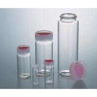 マルエム サンプル管瓶 No.5 透明 20mL 1本 5-096-07 (直送品)