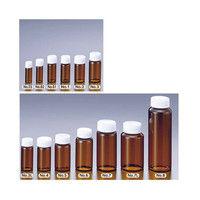 マルエム スクリュー管瓶No.7 50mL 褐色 1本 5-099-09 (直送品)
