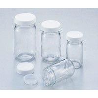 アズワン UMサンプル瓶(マヨネーズ瓶) 200mL 50本入 1箱(50本) 5-128-23 (直送品)