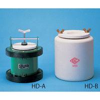 ニッカトー ポットミルHD-B-108 7300ml 1個 5-4065-05 (直送品)