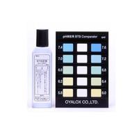 オーヤラックス(OYALOX) pHテストキット 249 1個 6-8516-16 (直送品)
