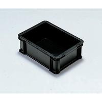 岐阜プラスチック工業 小型導電コンテナー B-10 1個 7-144-03 (直送品)